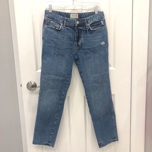 We The Free mid rise straight leg jeans size 26